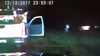 Florida Highway Patrol Trooper Saves DUI Suspects Life