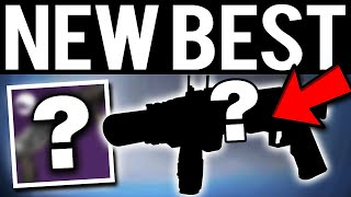 THE NEW BEST GRENADE LAUNCHER GET IT NOW - Destiny 2