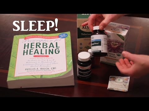 Help for Insomnia - Natural Remedies to Sleep BETTER!