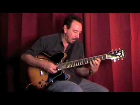Louie Shelton Guitar - Johnny Smith Tribute