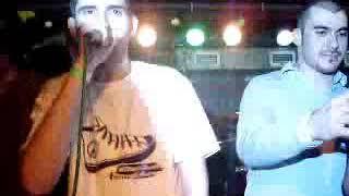 Noize MC feat. Вахтанг и SunSay - Фристайл про Романтику (Китайский Летчик Джао Да, 08.03.2008)