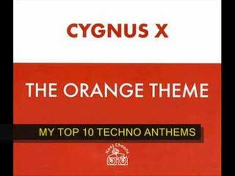 Cygnus X The Orange Theme