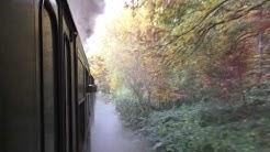 BR 50 380 Ausfahrt Sonneberg Richtung Meng-Hämm, Full Sound ;-)