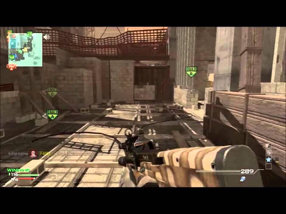 Call of Duty Modern Warfare 3 Modded Lobby PS-Exemption