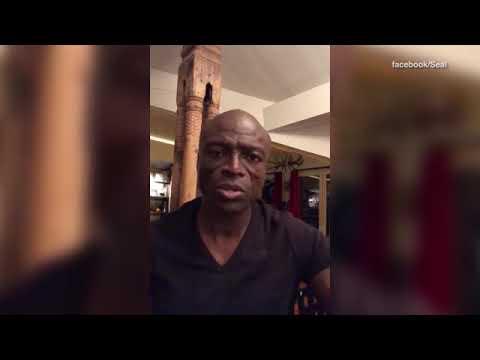 Seal chats criticism of Oprah Winfrey and Harvey Weinstein meme
