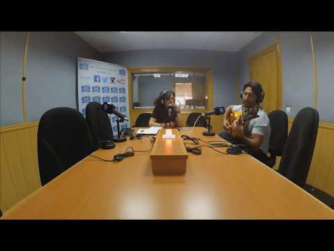 El guitarrista Alberto Fuentes visita Onda Fuenlabrada