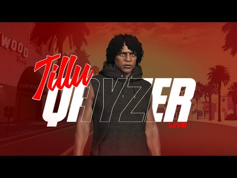 Tillu GTA 5 Roleplay Live Stream | Legacy Roleplay India - QAYZER GAMING thumbnail