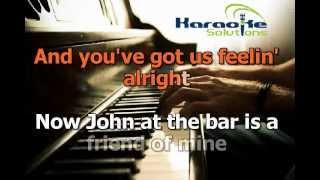 Piano Man (Karaoke Solutions México)
