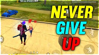 NEVER GIVE UP || NooB To Pro Ft @Total Gaming - Desi Gamers