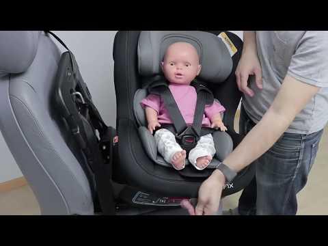 Babyauto Biro Isofix Autostoel 0-25 Kg - MamaLoes