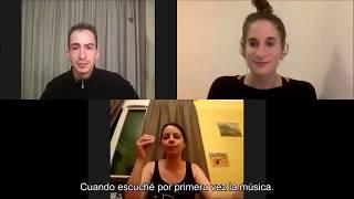 Entrevista a Ariane Butel