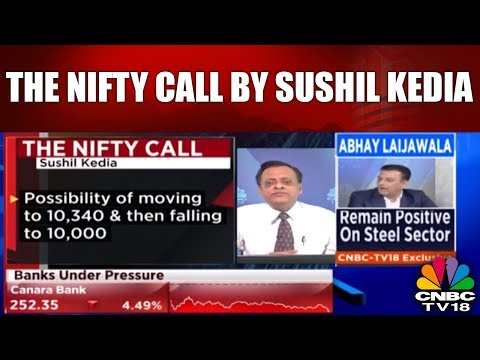 Kedianomics: Long-term Bull Market Expeted to Resume Once Nifty Tests 9,700 | CNBC TV18