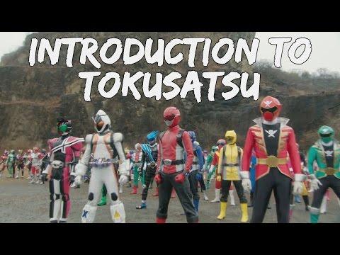 duction to Tokusatsu