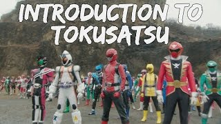 Introduction to Tokusatsu