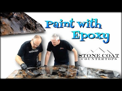 Paint with Epoxy