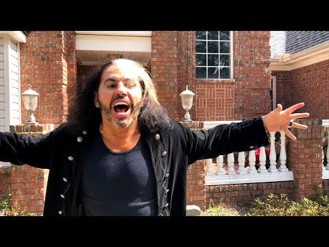 """""""Woken"""" Matt Hardy welcomes you to The Hardy Compound: Exclusive, March 16, 2018"""