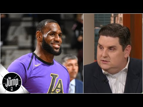 A message to NBA GMs mad about LeBron James' comments on Anthony Davis | The Jump