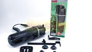 Помпа фильтр для аквариума Aquael Fan Filter 2 Plus. Оборудование для аквариума. Аквариумистика.(Aquael Fan Filter 2 Plus. Руководство. Инструкция по эксплуатации., 2013-01-17T11:29:03.000Z)
