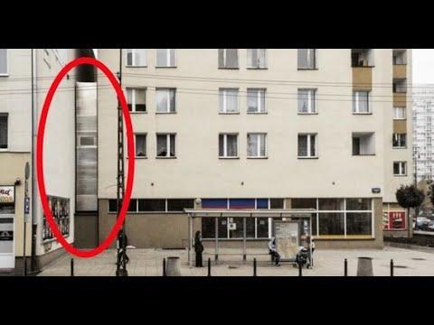 Жизнь на одном метре: как выглядит самый узкий дом в мире внутри и кто в нем живет