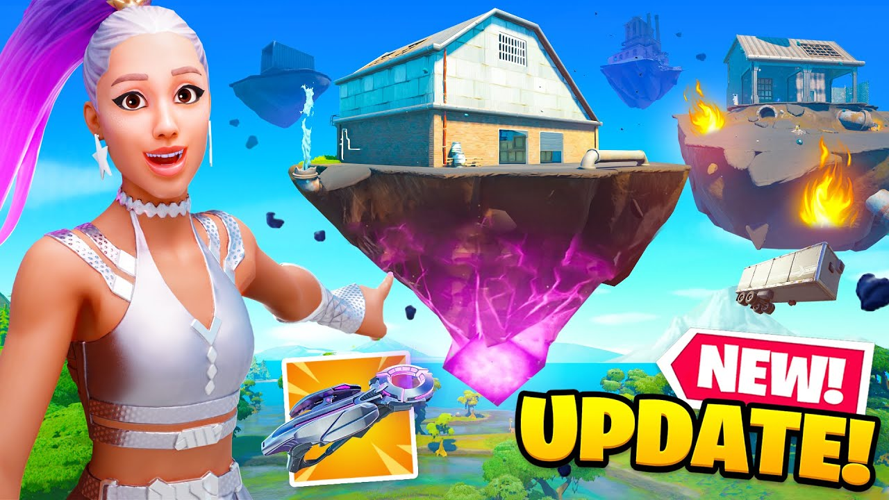 Download *NEW* Fortnite Update is INSANE! (Live Event, Leaked Skins + MORE)
