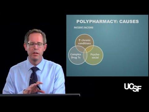 David Smith, PharmD, Geriatric Pharmacology Part 3: Polypharmacy