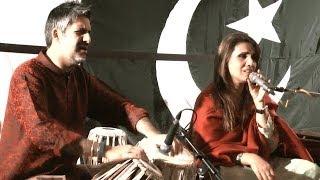 Ranjish He Sahi singer Humaira Channa