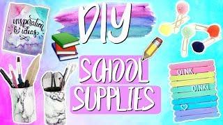 DIY Back to school Schulsachen! So bist du in der Schule gut & motiviert!