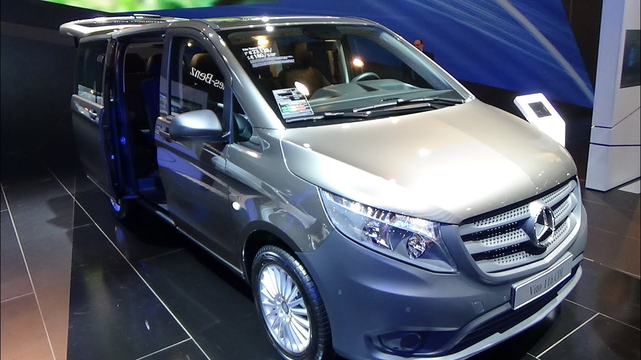 2015 mercedes benz vito 116 cdi tourer pro auto show. Black Bedroom Furniture Sets. Home Design Ideas