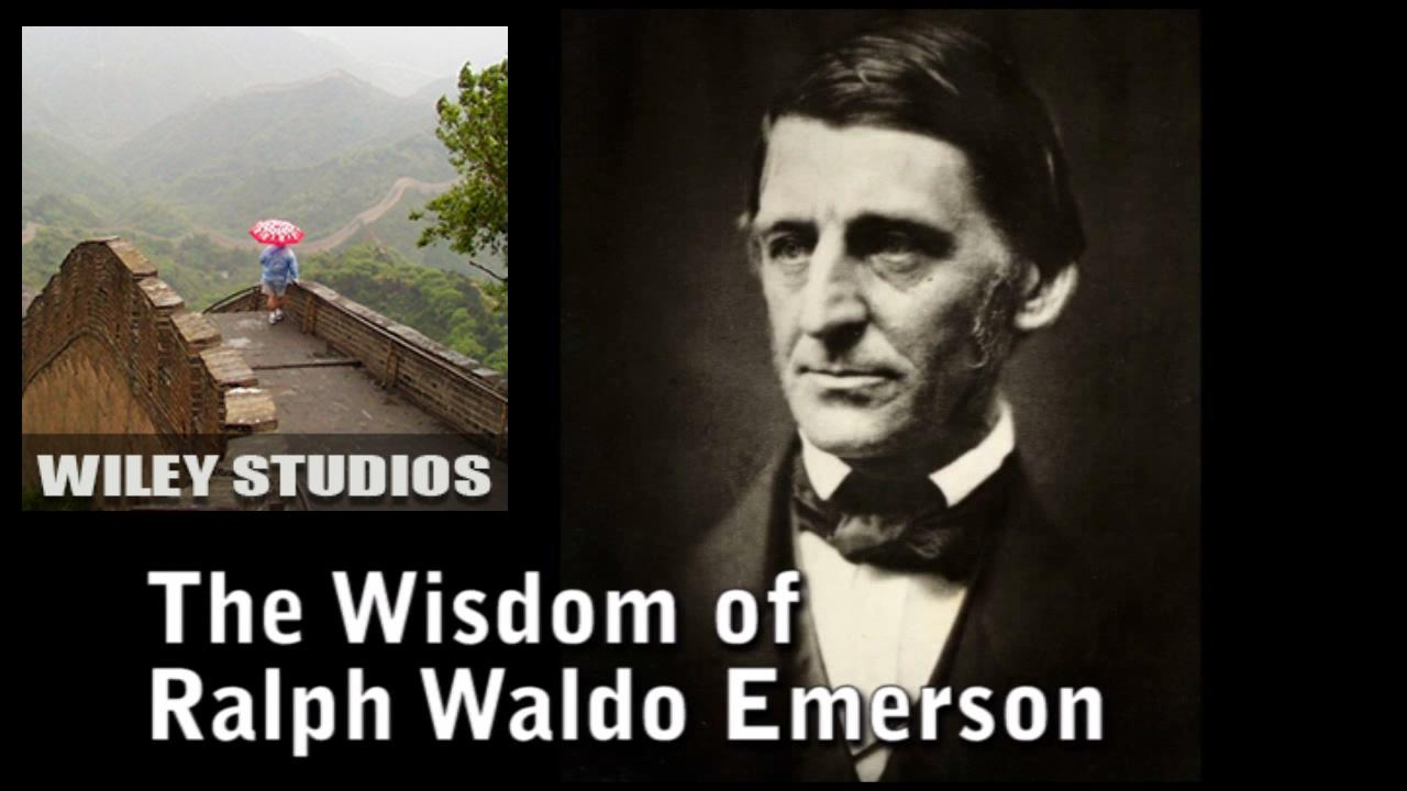 "ralph waldo emrson Dan chiasson on ""ralph waldo emerson: the major poetry"" and how the transcendentalist writer inspired walt whitman and emily dickinson."