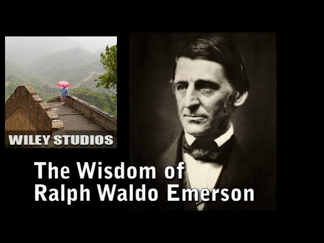 ralph waldo emerson essays mp3 Ralph waldo emerson - essaystxt 201 kb description here in one volume are both the essays: first series and essays: second series from one of the most influential philosophers in american history although ralph waldo emerson, perhaps america's most famous philosopher.