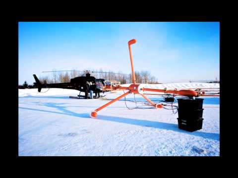 Airborne Geophysical Survey Mapping
