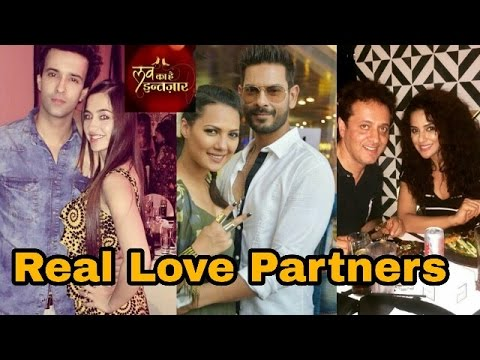 Real Life Love partners of Love ka hai intezaar all Actors   Sanjeeda Sheikh and Keith Sequeira