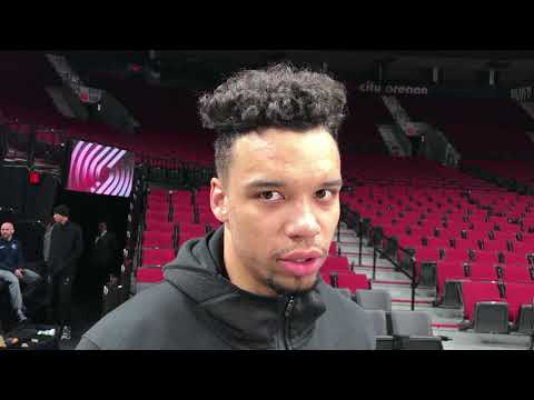 Watch: Former Oregon Ducks star Dillon Brooks on rookie life in the NBA