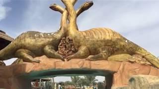 Vislim  pe riul cu dinozauri,la Copilul destept