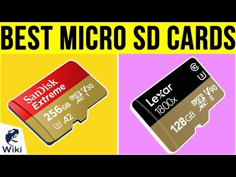 10 Best Micro SD Cards 2019