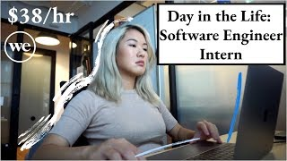 Day In The Life: Software Engineer Intern @ WeWork