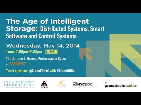 The Age of Intelligent Storage: Distributed Systems, Smart Software and Control Systems