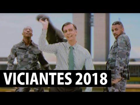 TRECHOS DE MÚSICAS VICIANTES 2018