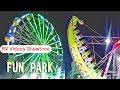 Indian fun fair park amusement mela giant ferris wheel dragon train jhula rides vadodara mp3
