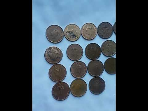 Coins Collection of British Empire by Ali Akbarrrr