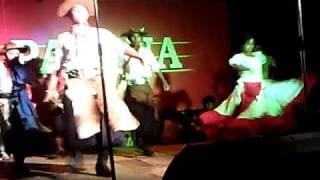 """Ballet Flor del Tuscal """"serenata a Tarija 2009"""""""