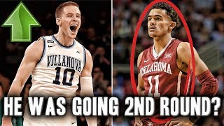5 Prospects From The 2018 NBA Draft That Had Crazy Draft Stock Jumps This Season