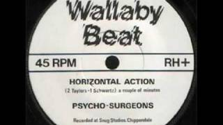 Psycho Surgeons - Horizontal Action