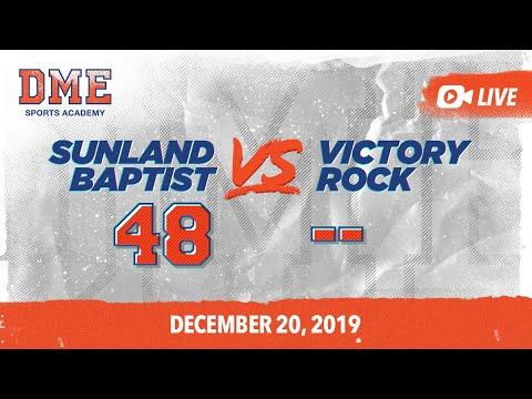 Sunland Baptist vs Victory Rock Regional