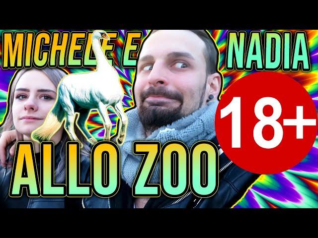 Michele e Nadia allo ZOO - questovideoNONèFAMILYFRIENDLY