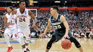 Sweet 16: Trice leads Sparty past Oklahoma