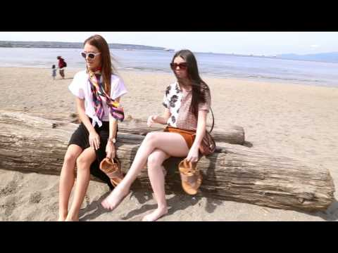 VANCOUVER BLOGGER: EMU AUSTRALIA SANDALS | English Bay, Vancouver | Love, Alexa