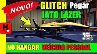 GTA V 1.41 Glitch como conseguir o Jato Lazer e colocar no Hangar - GTA 5 Online Glitch Lazer