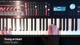Young at Heart - Frank Sinatra - Piano Cover