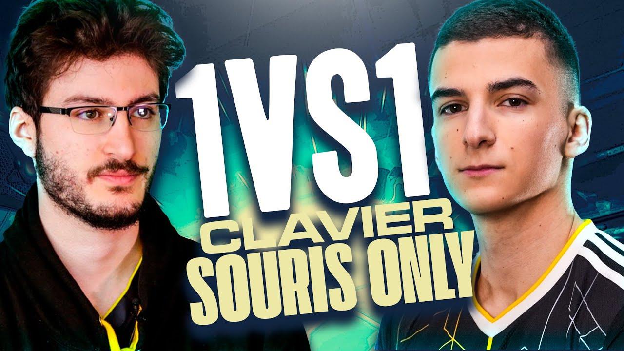 1VS1 VS FAIRY PEAK AU CLAVIER SOURIS !!